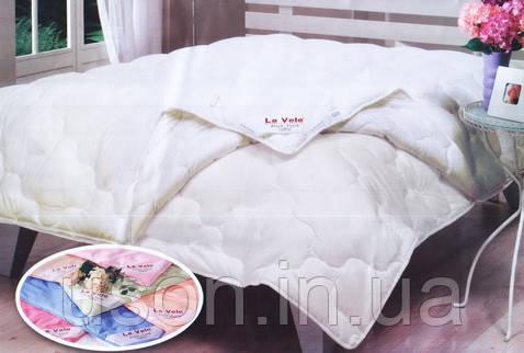 Одеяло микрофайбер Le Vele 4 сезона зима лето на кнопках евро размер 200*220