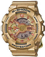 Женские часы Casio G-SHOCK GMA-S110GD-4A2ER