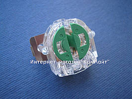 Ламподержатель Stucchi 285/MAU-TR G5 на лапках подпружиненный (Италия)