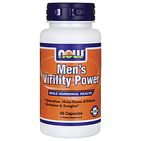 Поддержка Мужского Здоровья (Men's Virility Power), 60 капсул купить, цена, отзывы