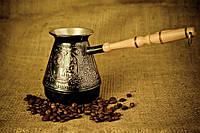 Кофеварка медная Греческие Мифы 500 мл