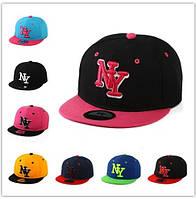 Бейсболка NY детская хип-хоп
