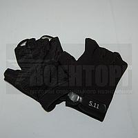 Перчатки 5.11 Half Finger ACM