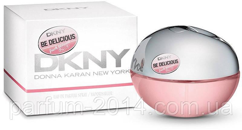 Женская парфюмированная вода Donna Karan Be Delicious Fresh Blossom (реплика), фото 2