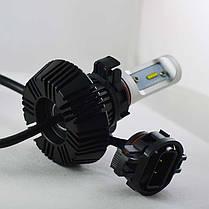 Комплект LED ламп в основные фонари серии G7 под цоколь H16 (PS24W) 24W 4000 Люмен/Комплект, фото 3