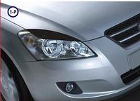 Реснички на фары Kia Ceed 2006-2009