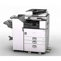 Монохромный МФУ Ricoh Aficio MP 4054SP высокого качества. Принтер/сканер/копир. Формат А3.