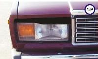 Реснички на фары ВАЗ 2105-07 тип1