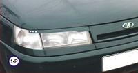Реснички на фары ВАЗ 2110 2111 2112 тип 1