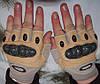 Перчатки Oakley б/п TAN