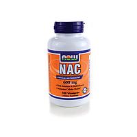 N-Ацетилцистеин (NAC) 600 мг - 100 капсул оригинал из США
