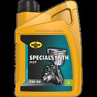 Моторное масло KROON OIL Specialsynth MSP 5W-40 синтетическое для бензиновых и дизельных моторов 60л.KL12189