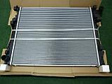 Радиатор охлаждения двигателя на Renault Trafic / Opel Vivaro 2,0dCi с 2006... Thermotec (Китай) D7R038TT, фото 3