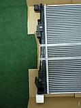 Радиатор охлаждения двигателя на Renault Trafic / Opel Vivaro 2,0dCi с 2006... Thermotec (Китай) D7R038TT, фото 4
