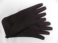 Перчатки трикотажные на флисе