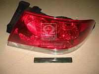 Фонарь задний правый Mitsubishi Lancer 9 (производство TYC ), код запчасти: 11-A659-01-2B