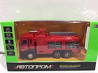Автопром пожарный автомобиль