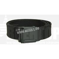Ремень брючный Safety buckle черный Милтек