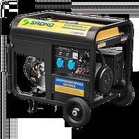 Бензиновая электростанция  с автоматическим датчиком Sadko GPS-8500E ATS