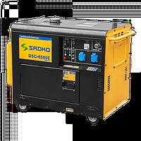Экономичный и мощный  дизельный генератор Sadko