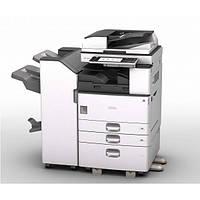 МФУ Ricoh Aficio MP 4054ASP формата А3. Реверсивный автоподатчик оригиналов. Принтер/сканер/копир.