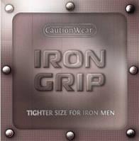 Презервативы CautionWear IRON GRIP (узкие)