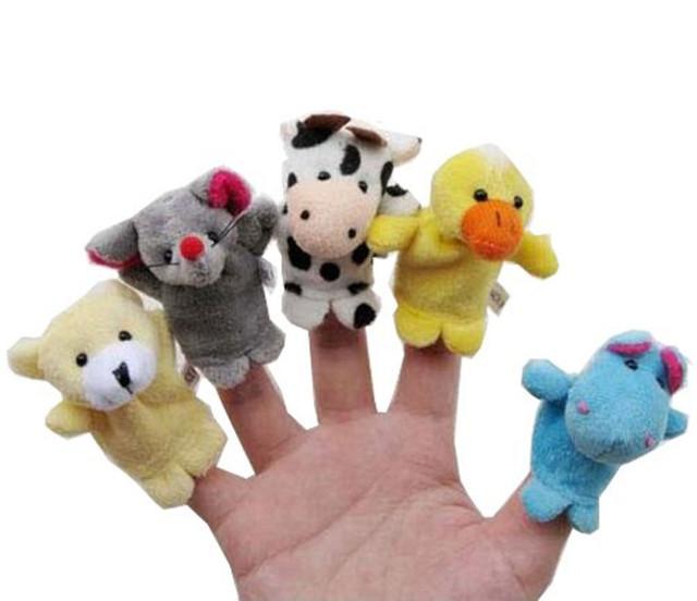 Игрушки, пальчиковые театры