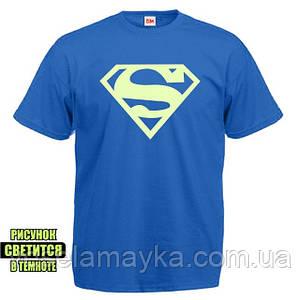 "Футболка супермена.Футболка ""Syperman"""