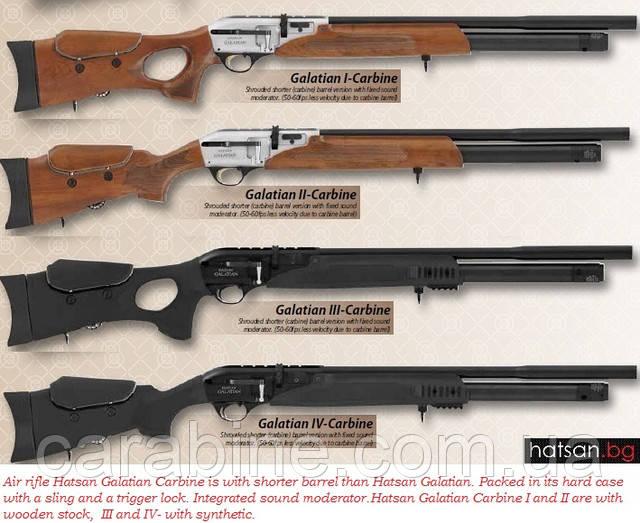 Hatsan Galatian lll Carbine