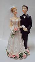 """Статуэтка """"Свадьба"""" высота 13 см"""