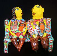 Забавная парочка «Ванечка и Манечка»