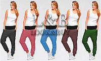 Спортивные штаны -Style- 5 Цветов Трикотаж