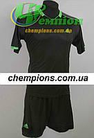 Футбольная форма для команд Adidas Адидас черная