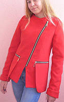 Красивое модное пальто для девочек