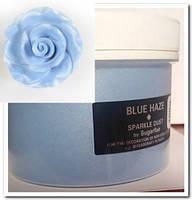 """Sugarflair""Сухая краска для цветов ""BLUE HAZE"" (Голубая дымка)"