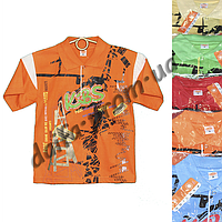 Детская котоновая футболка поло MR3 (3-7 лет) оптом со склада в Одессе (7км).
