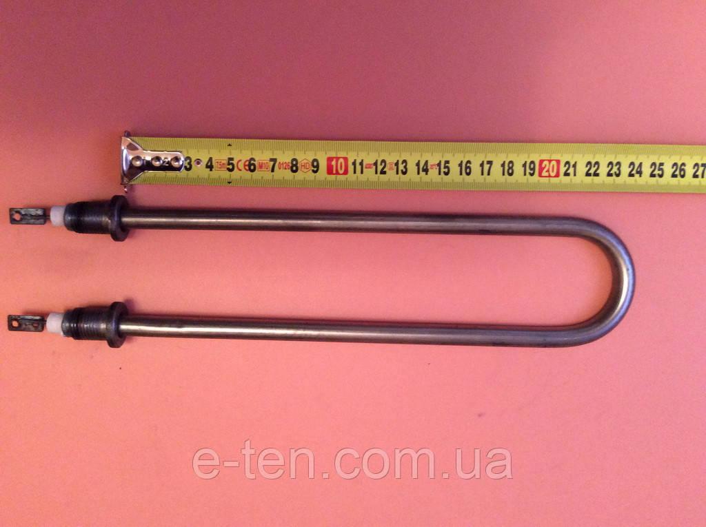 Тэн водяной нержавейка 1,5 КВт (ДУГА) / штуцер Ø16мм       Украина