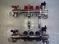 Комплект коллекторов EMMETI на 6 радиаторов
