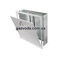 Шкаф коллекторный встраиваемый 965х700х120 12-14 выходов, фото 1