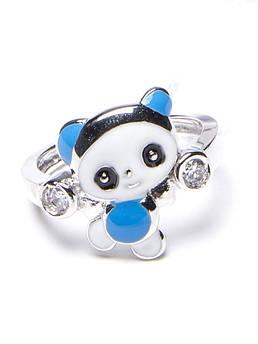 """Кольцо детское """"Панда"""""""