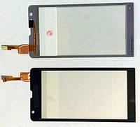 Sony Xperia SP c5303 m35h тачскрін сенсор чорний оригінальний