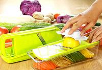 Многофункциональная терка, овощерезка, измельчитель Multifunctional Manual Vegetable