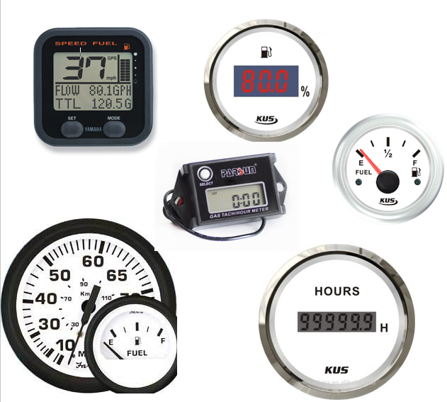 Приборы измерительные, датчики