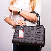 Трапециевидная деловая модельная сумка