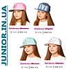 Річна капелюшок панама для дівчинки.Бавовна.52,54,56 р, фото 3