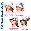 Річна капелюшок панама для дівчинки.Бавовна.52,54,56 р, фото 5