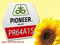Семена подсолнуха Пионер ПР64A15