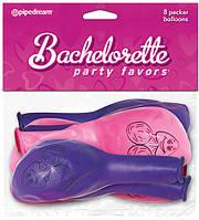 Надувные шарики BP PECKER BALLOONS 8PC