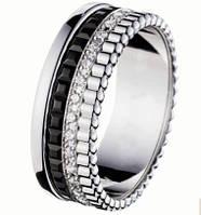 Кольцо женское в стиле Boucheron (сталь)
