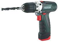 Аккумуляторный винтоверт Metabo PowerMaxx BS Basic